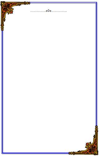 Khung trang bìa mẫu 8