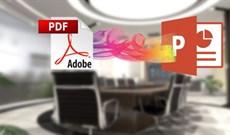 Cách chuyển file PDF sang PowerPoint