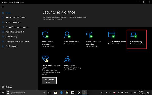 Cách bật tính năng bảo vệ Core isolation trên Windows 10 - Ảnh minh hoạ 3