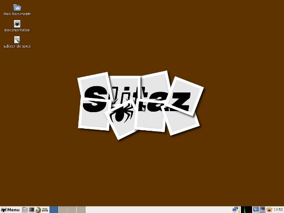 Bản phân phối SliTaz