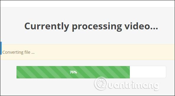 Quá trình chuyển đổi video