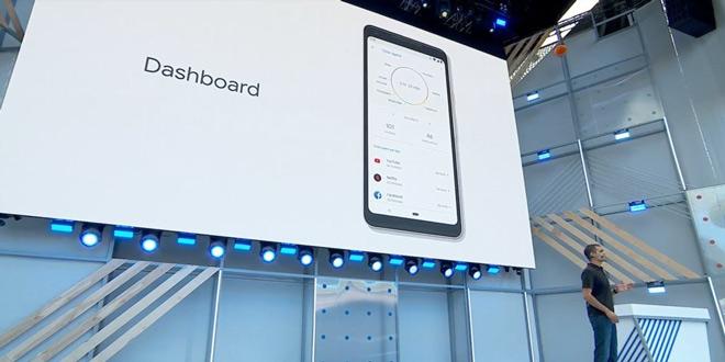 Android Dashboard giúp giới hạn số lượng ứng dụng sử dụng