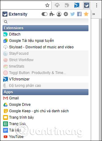 Cách tắt toàn bộ tiện ích trên Chrome chỉ bằng 1 cú click chuột