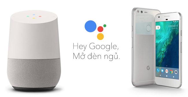 Google Assistant sẽ hỗ trợ tiếng Việt