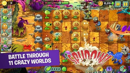 Trò chơi Plant vs. Zombies 2