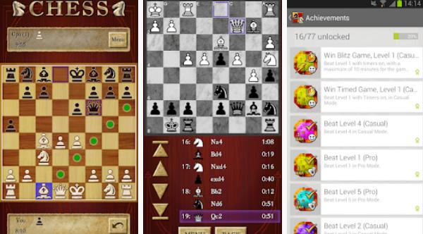 Trò chơi Chess Free