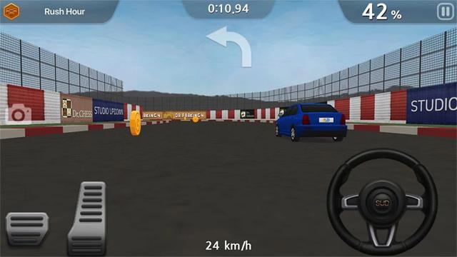 Game lái xe mô phỏng Dr. Driving 2