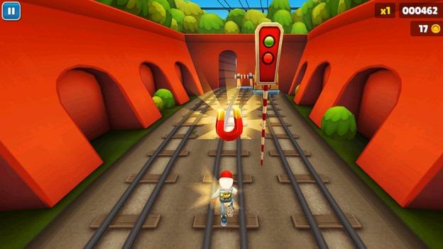 Trò chơi trò chơi tàu điện ngầm