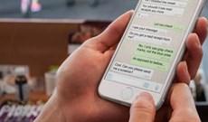 Cách xóa tệp tin đa phương tiện trong lịch sử trò chuyện WhatsApp trên iPhone