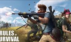 """Các loại vũ khí dễ """"bóp"""" team nhất trong Rules of Survival"""