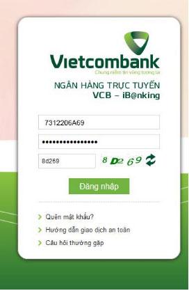 Cách kiểm tra số dư tài khoản Vietcombank trên điện thoại, máy tính