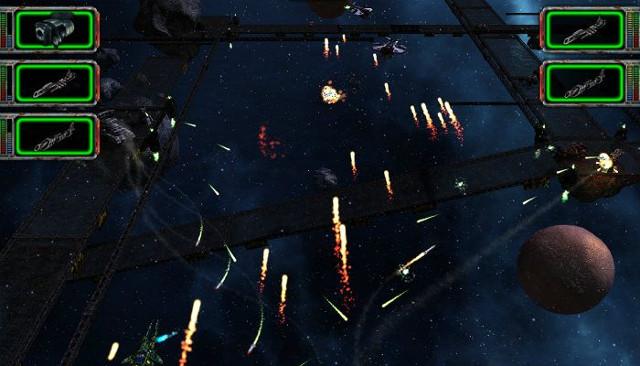 Trò chơi AstroMenace