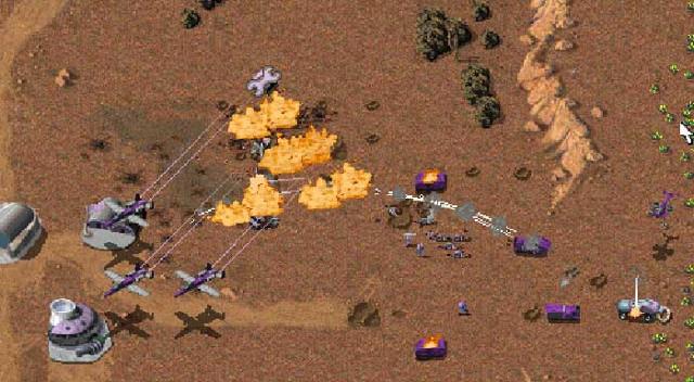 Trò chơi OpenRA (Red Alert, Tiberian Dawn, Dune 2000)