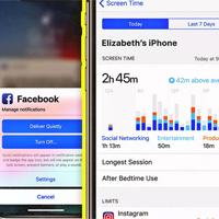 Cách cấm xóa ứng dụng iPhone, giới hạn thời gian dùng ứng dụng trên iOS 12