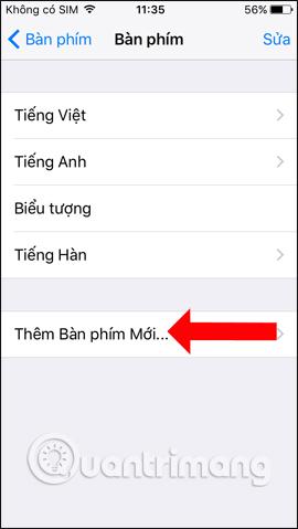 Cách dùng bàn phím chuyển ngữ Translator keyboard - Transkey iPhone