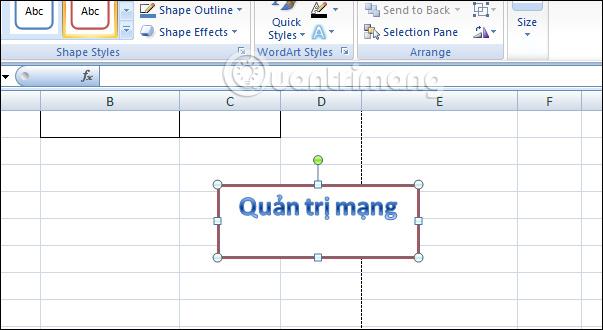 Hiển thị Text Box