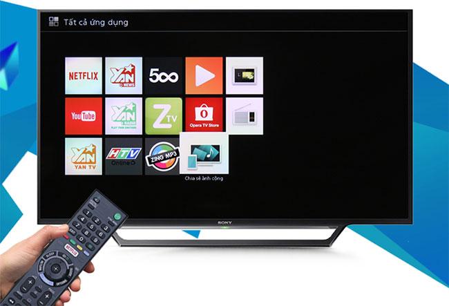 Cách chặn quảng cáo trên Smart Tivi Sony