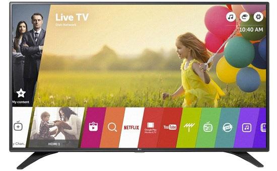 Cách chặn quảng cáo trên Smart Tivi LG