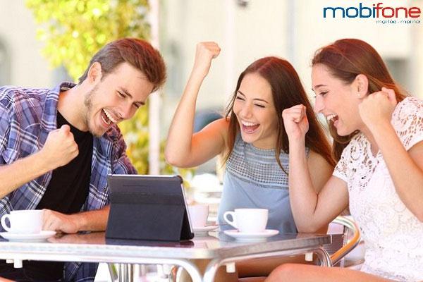 Cách đăng ký 3G/4G tài khoản khuyến mãi MobiFone