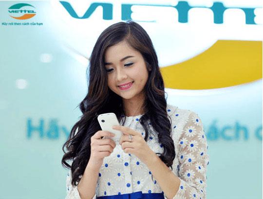 Cách đăng ký 3G/4G tài khoản khuyến mãi Viettel