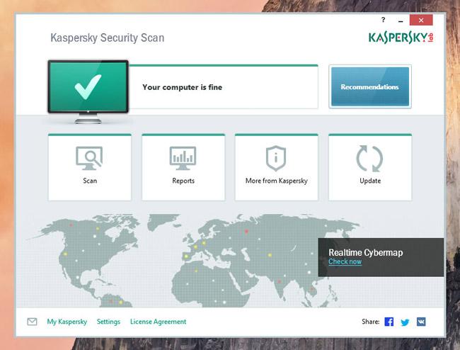 Kaspersky Security Scan