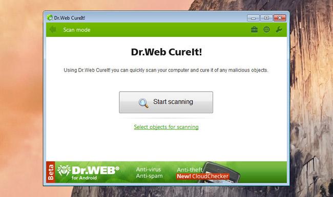 10 phần mềm quét virus không cần cài đặt - Quantrimang com