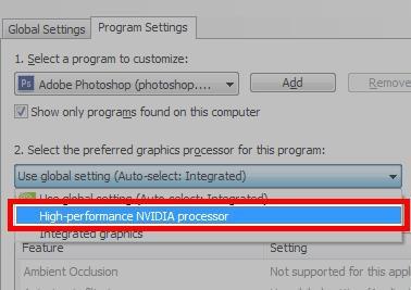 Chuyển đổi các thẻ NVIDIA khác nhau