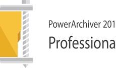 Mời tải công cụ nén và giải nén file PowerArchiver 2018, giá 22,95 USD, đang miễn phí 1 năm bản quyền