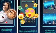 Cáchghi lại biểu cảm của khuôn mặt dưới dạng nhân vật hoạt hình trên Android
