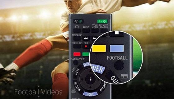 Cách bật chế độ thể thao trên tivi Sony