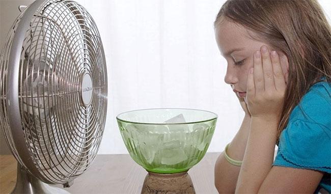Tăng độ ẩm cho phòng