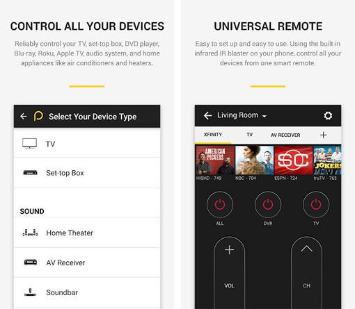 Ứng dụng điều khiển điều hòa trên iPhone - Quantrimang com
