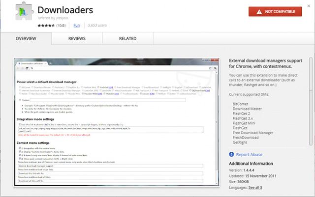 Top 10+ extension Chrome giúp quản lý, tăng tốc download