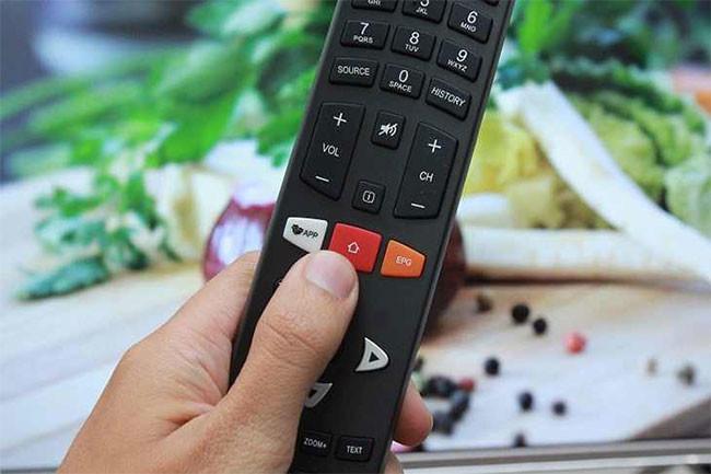 Kiểm tra tivi có tính năng chiếu màn hình điện thoại bằng miracast không
