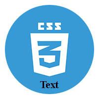 Text - Văn bản trong CSS