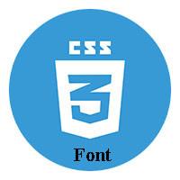 Font trong CSS