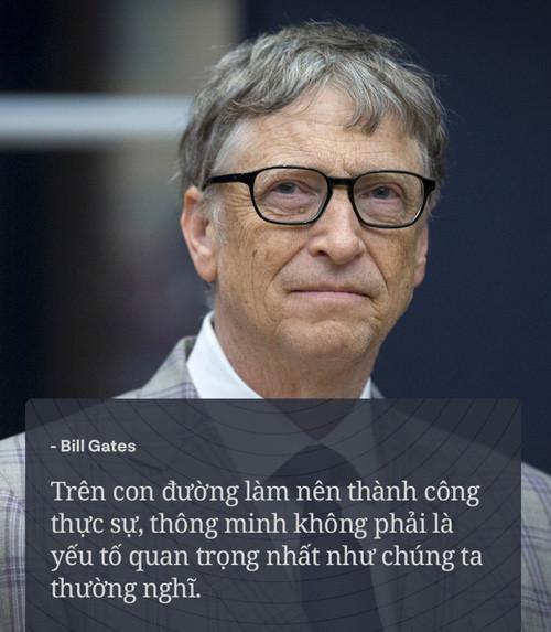 Bill Gates - Cựu CEO Microsoft
