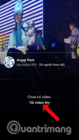 Tải video lên