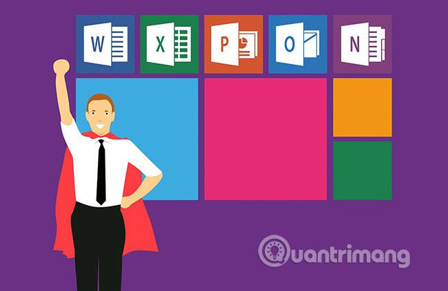 Các tính năng của Office 2019