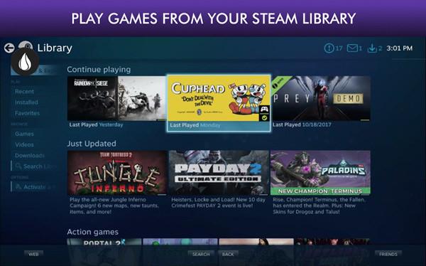 Trò chơi đám mây trên PC của LiquidSky