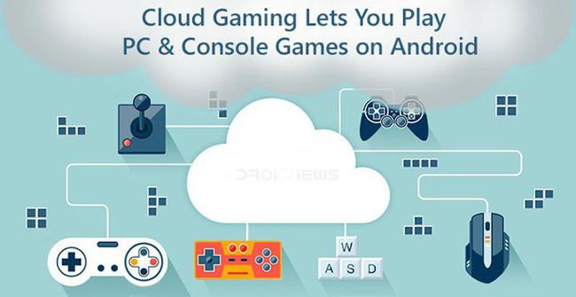 Trò chơi trên đám mây
