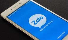 Cách tắt gợi ý sticker soạn tin nhắn trên Zalo