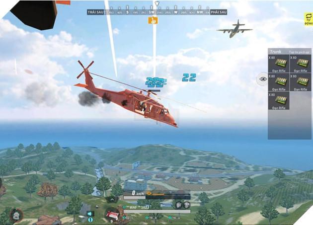 Chế độ bắn máy bay