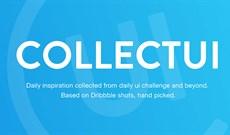 Tìm cảm hứng thiết kế giao diện người dùng với Collect UI