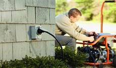 Tư vấn lựa chọn máy phát điện phù hợp cho gia đình