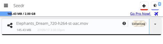 File torrent đang được tải