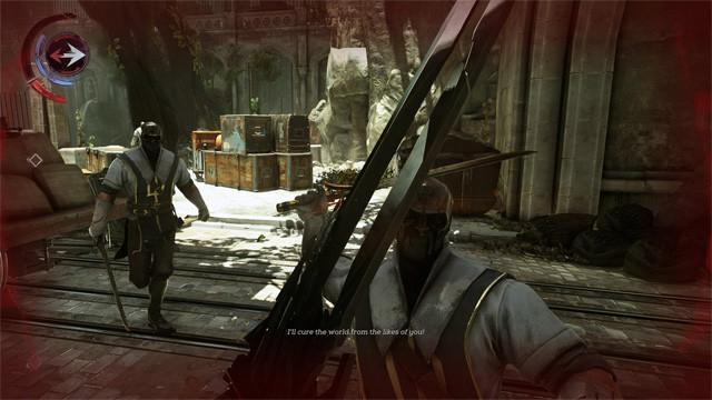 Dishonored game hành động