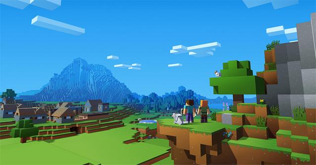 Minecraft trò chơi trí não