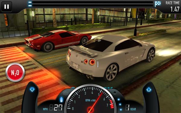 Trò chơi Drag Racing