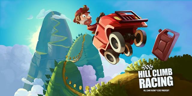 Trò chơi Hill Climb Racing